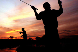 Okavango Delta, Botswana, Nxamaseri - Bream - Fly fishing
