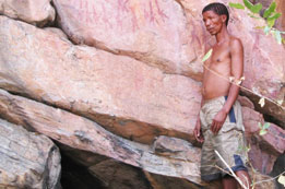 Tsodillo Hills- San People