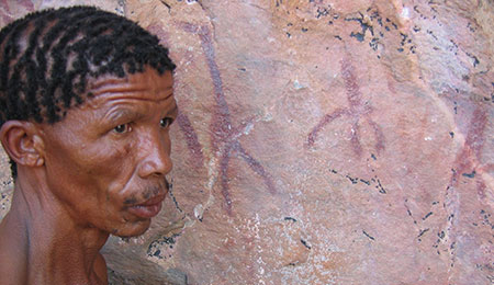 tsodilo rock art
